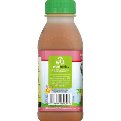 Odwalla Fruit Smoothie Blend, Premium, Strawberry Banana