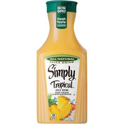 Simply Beverages Tropical Juice Drink