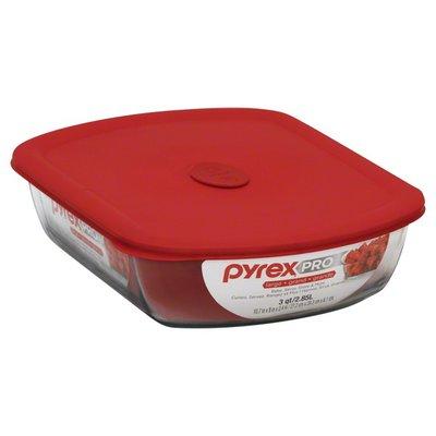Pyrex Storage Dish, Large, 3 Quart