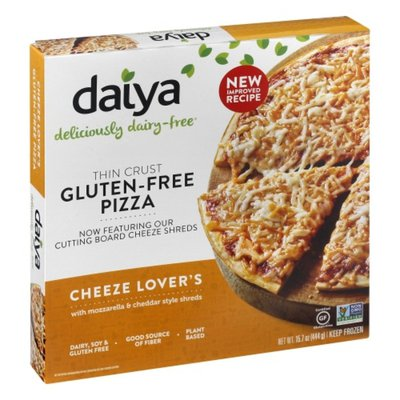 Daiya Dairy Free Cheeze Lover's Gluten Free Pizza