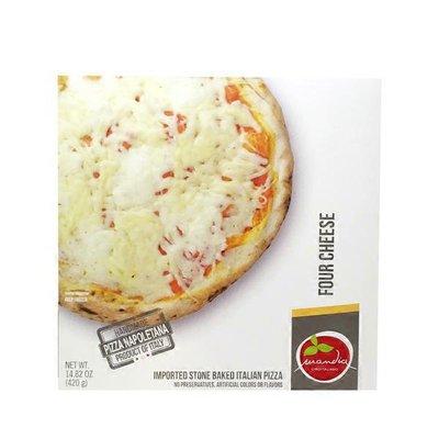 Mandia Ciboitaliano Pizza, Four Cheese
