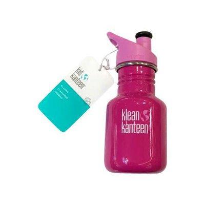 Klean Kanteen 12-Ounce Kids' Sports Water Bottle With Cap