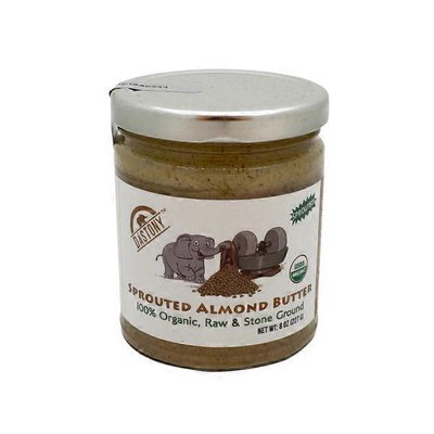 DASTONY Almond Butter, Sprouted