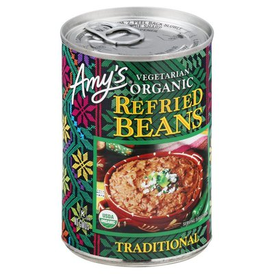 Amy's Kitchen Traditional Refried Beans
