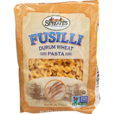 Sprouts Fusilli Pasta