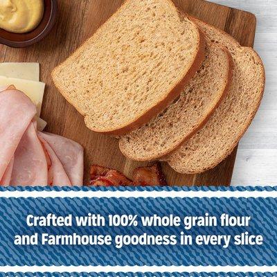 Pepperidge Farm®  Farmhouse 100% Whole Wheat Bread