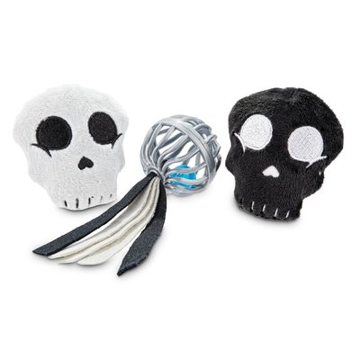 You & Me Small Skulls Small Animal Play Toy Multipack