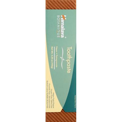 Himalaya Toothpaste, Herbal Mint Flavor