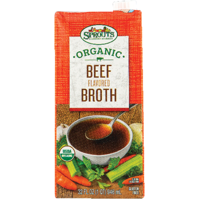 Sprouts Organic Beef Broth