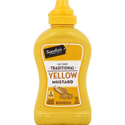 Signature Kitchens Mustard, Yellow, Traditional