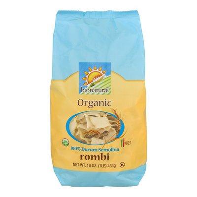 bionaturae Rombi, Organic