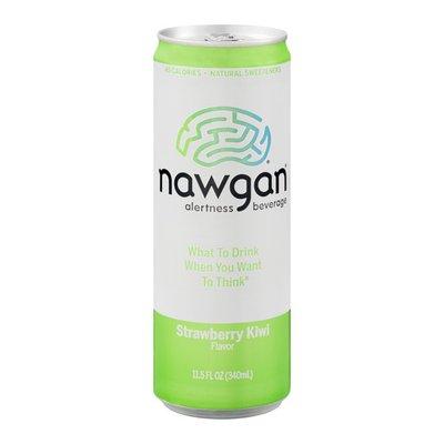 Nawgan Alertness Beverage Strawberry Kiwi