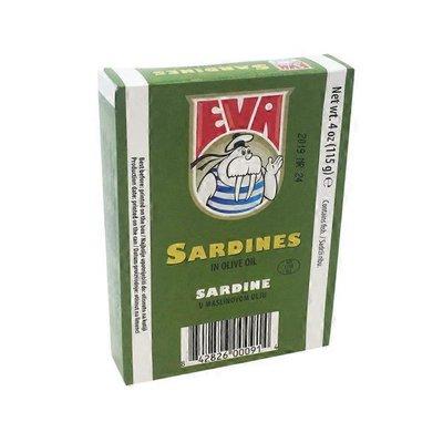 Eva Sardines In Olive Oil