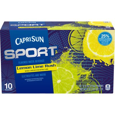Capri Sun Sport Citrus Rush Ready-to-Drink Soft Drink