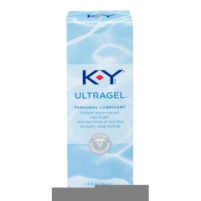 K-Y Utragel Personal Lubricant