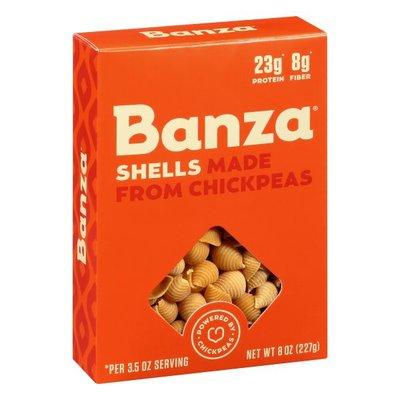 Banza Chickpea Shells Pasta