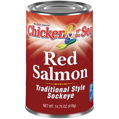 Chicken of the Sea Red Salmon