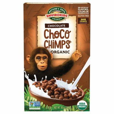 Nature's Path EnviroKidz Choco Chimps Cereal