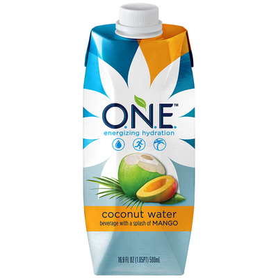 O.N.E. Coconut Water with Mango