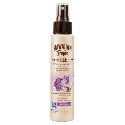 Hawaiian Tropic Antioxidant Mist Sunscreen