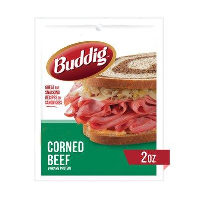 Buddig Corned Beef