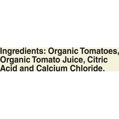 Muir Glen Organic Diced No Salt Added Tomatoes