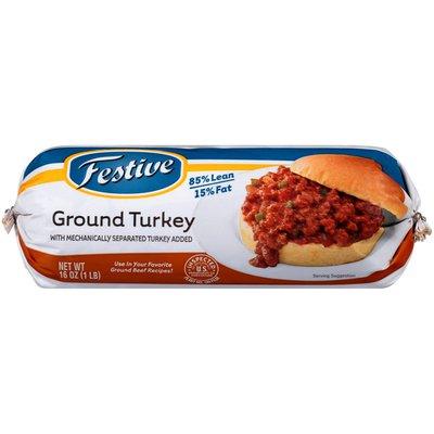 Festive Ground Turkey
