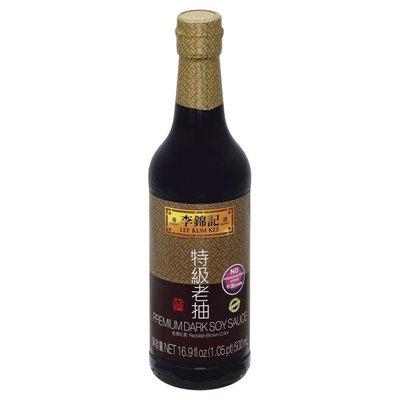 Lee Kum Kee Soy Sauce, Premium, Dark