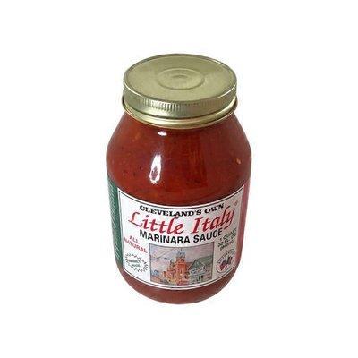 Cleveland's Own Little Italy Marinara Sauce