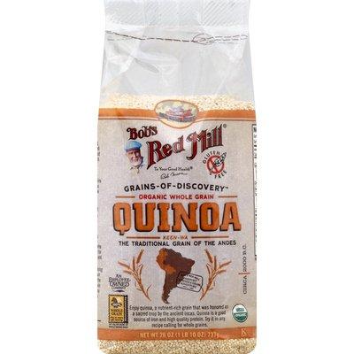 Bob's Red Mill Quinoa, Whole Grain, Organic