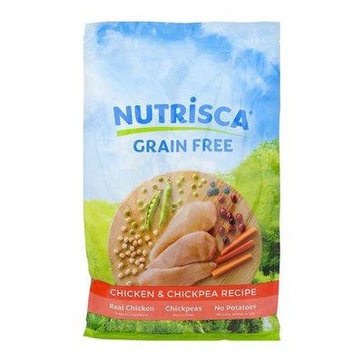 Nutrisca Grain Free Premium Dog Food Chicken & Chickpea Recipe