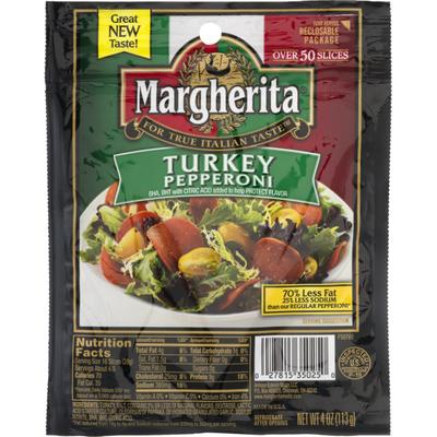 Margherita Dry Sausage