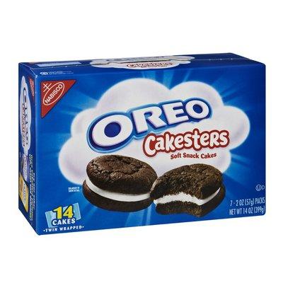 Oreo Nabisco Oreo Cakesters Soft Snack Cakes - 7 CT