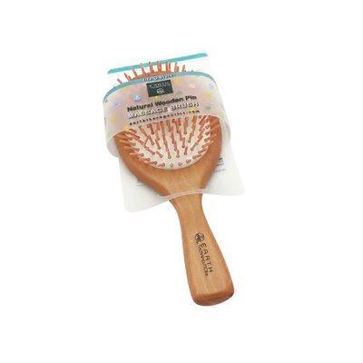 Earth Therapeutics Natural Wooden Pin Massage Brush