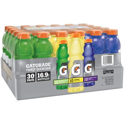 Gatorade Fierce Green Apple, Lemonade, Fierce Grape Thirst Quencher Variety Pack