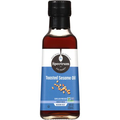 Spectrum Culinary Toasted Sesame Oil