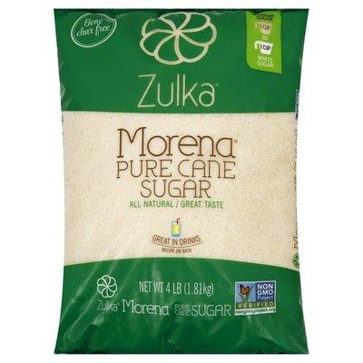Zulka Sugar, Pure Cane, Morena