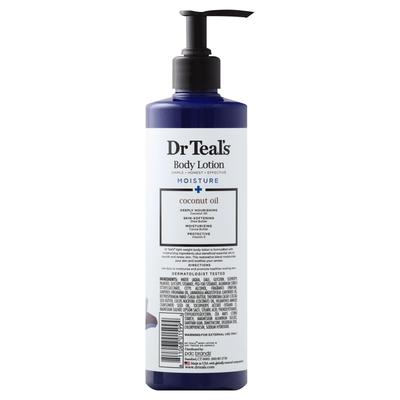 Dr. Teal's Body Lotion, Moisture + Nourishing