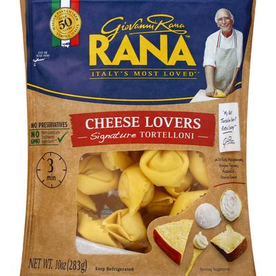 Rana Cheese Lovers Tortelloni
