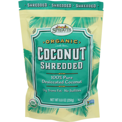 Sprouts Organic Shredded Coconut