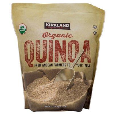 Kirkland Signature Organic Quinoa, 4.5 lb