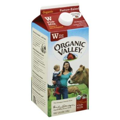 Organic Valley Whole Milk