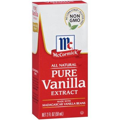 McCormick® All Natural Pure Vanilla Extract