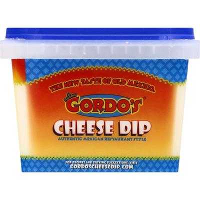 Gordo's Cheese Dip, Original