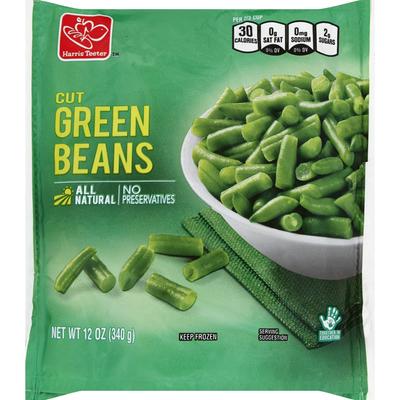Harris Teeter Green Beans, Cut