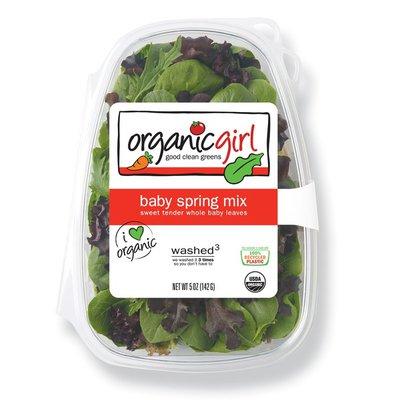 Organic Girl Baby Spring Mix