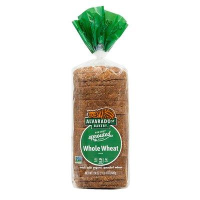 Alvarado Street Bakery Sprouted Whole Wheat Bread