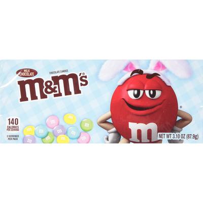 M&M's Candies, Milk Chocolate