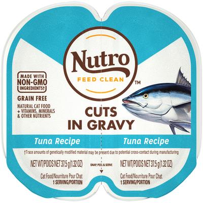 NUTRO Cuts in Gravy