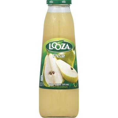 Looza Juice Drink, Pear